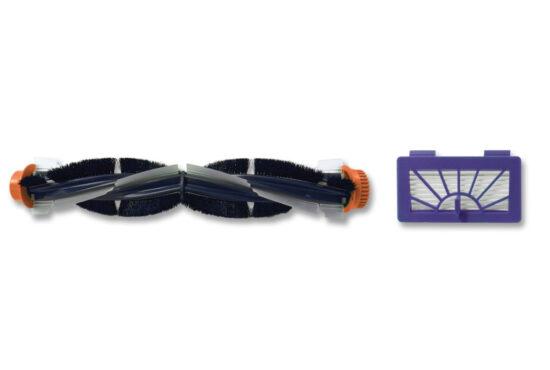 Neato Robotics šėrinis šepetėlis + HEPA filtras (XV-25) - upgrade kit
