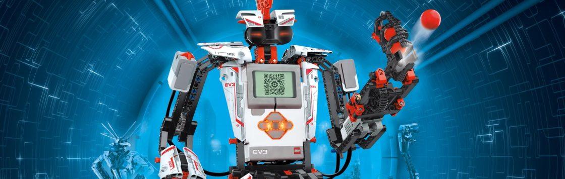 LEGO MINDSTORMS EV3 (31313) robotas konstruktorius
