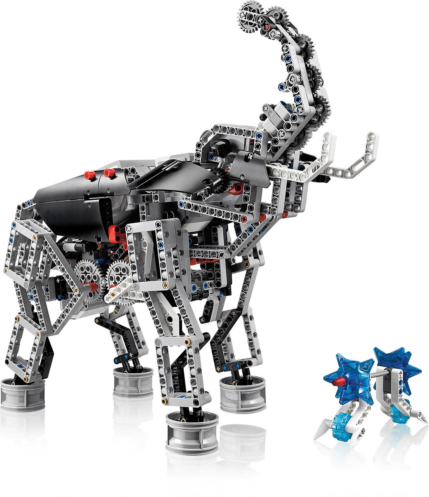 Lego mindstorms ev robotas konstruktorius