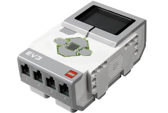 LEGO MINDSTORMS EV3 Intelligent Brick - valdymo blokas (45500)