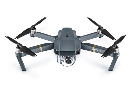 DJI Mavic Pro robotas dronas