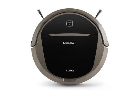 Ecovacs Deebot DM81 robotas dulkių siurblys