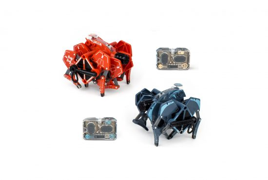 Hexbug battle ground tarantula rinkinys