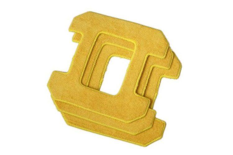 Hobot 268 šluostės (geltonos)