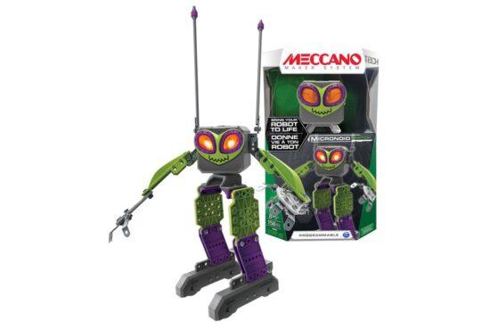 Meccano MicroNoid Switch robotas konstruktorius