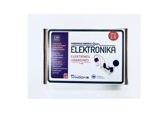 Mokomasis Elektronikos Rinkinys - Elektrinės grandinės