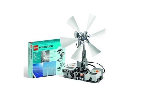 Papildymo rinkinys LEGO atsinaujinančios energijos šaltiniai 9688