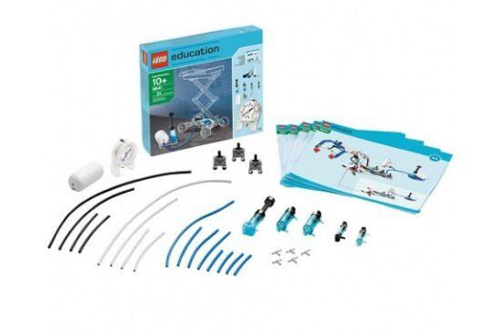 Papildymo rinkinys LEGO pneumatikai 9641