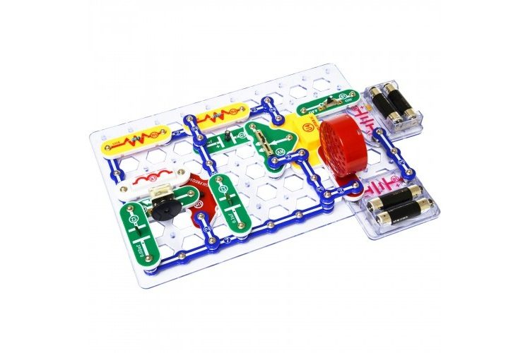 Snap Circuits 300-in-1 Eksperimentų rinkinys