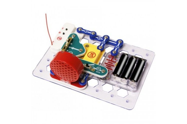 Snap Circuits Mini FM Radijas