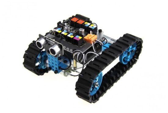 Starter Robot Kit-Blue robotas konstruktorius (IR versija)