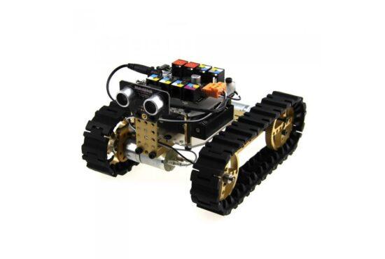 Starter Robot Kit-Gold robotas konstruktorius (IR versija)