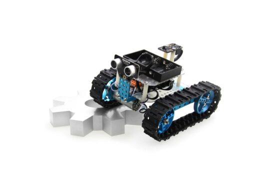 Starter Robot Kit robotas konstruktorius (Bluetooth versija)
