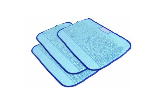 iRobot Braava mikrofibros šluostės, 3 vnt. - mėlyna