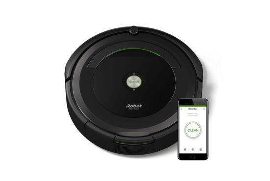 iRobot Roomba 696 robotas dulkių siurblys