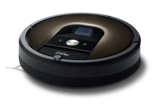 iRobot Roomba 980 robotas dulkių siurblys