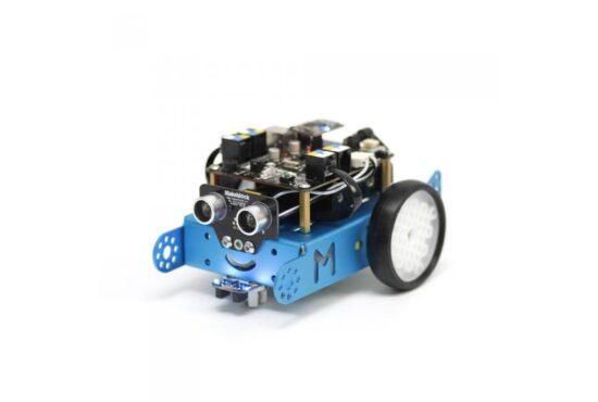 mBot robotas konstruktorius (Bluetooth versija)