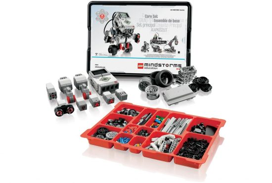 LEGO MINDSTORMS EV3 Core Set – Lego Mindstorms pagrindinis rinkinys (45544)
