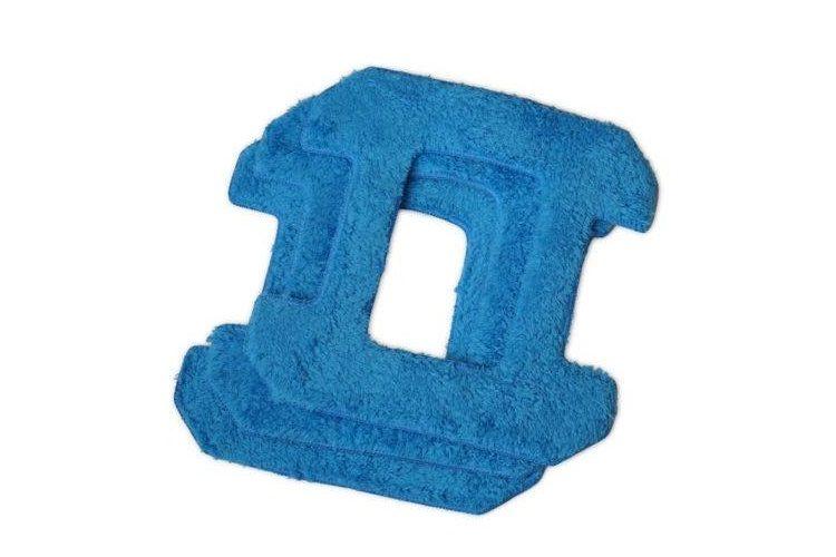 Hobot 268 šluostės (mėlynos)