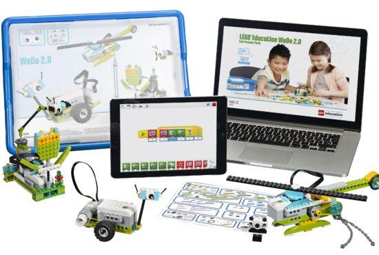 LEGO Education WeDo 2.0 robotikos konstruktorius
